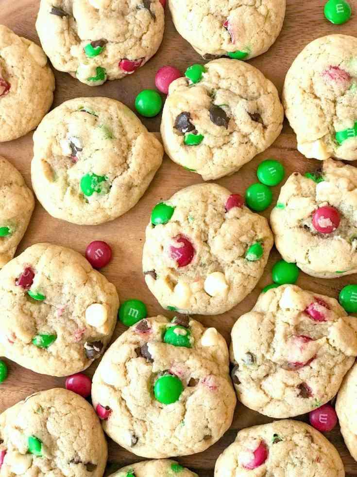 M M S Christmas Cookies