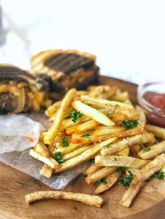 Crispy Fries Recipe
