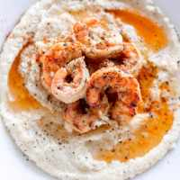 Authentic Southern Shrimp and Grits