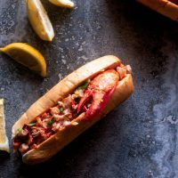 Warm Butter Lobster Rolls (Connecticut Style)