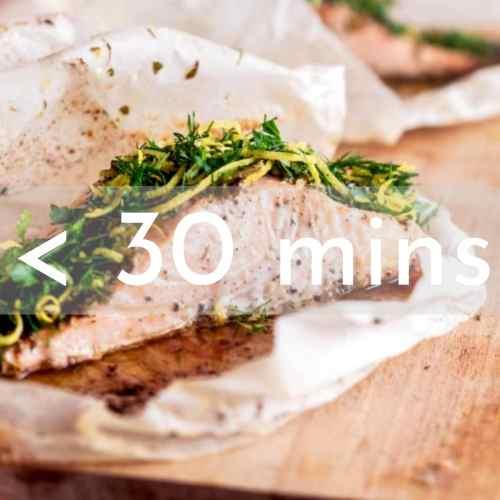 30 Mins. or Less