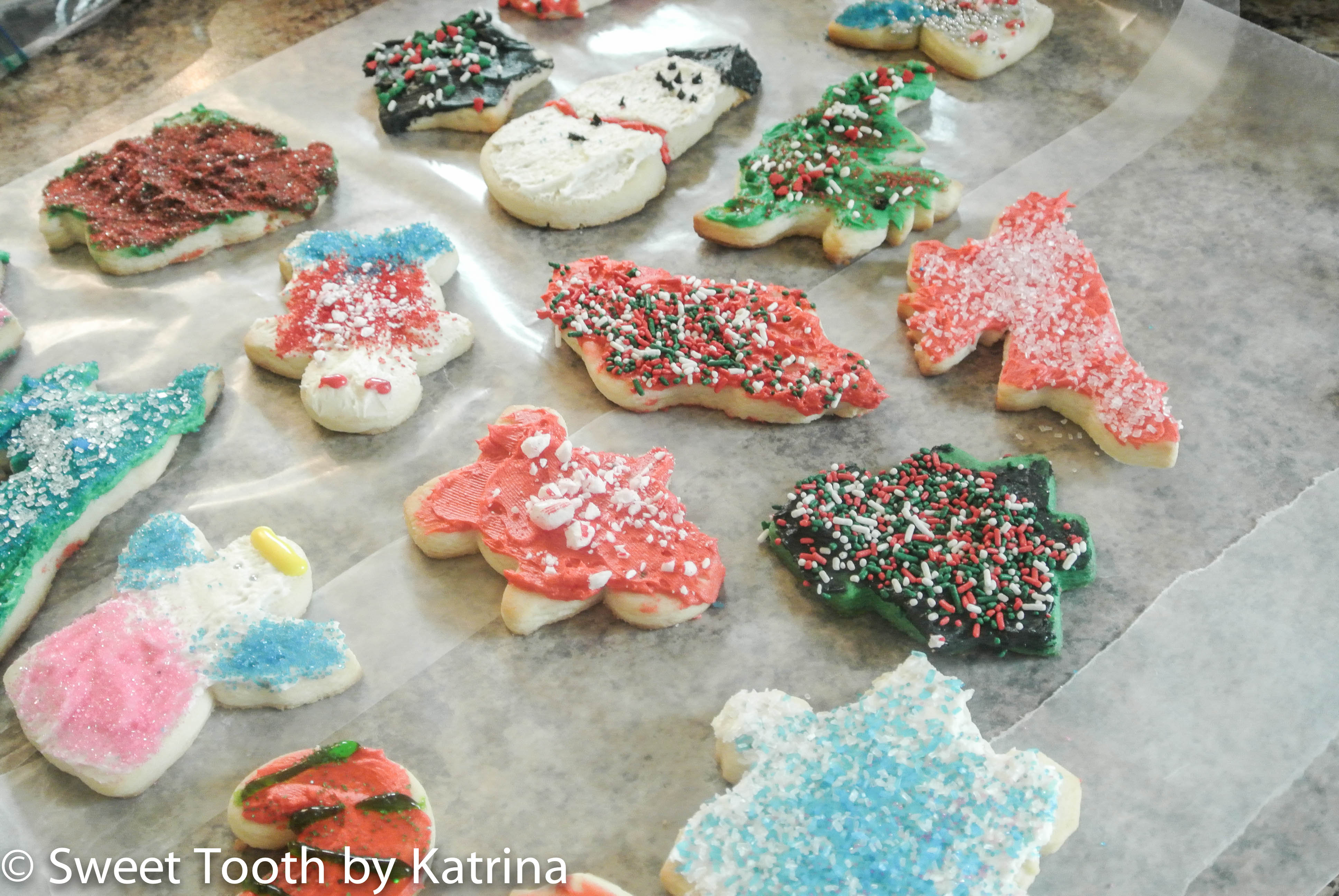 No Chill Cut Out Sugar Cookies Sweet Tooth By Katrina
