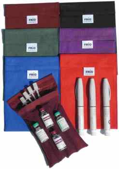 FRIO Large insulin cooling case
