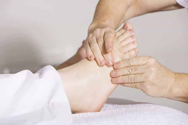 Diabetes foot care guidelines
