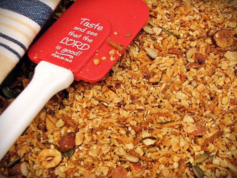Maple Toasted Muesli