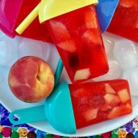 Frozen Jelly Fruit Icy Poles