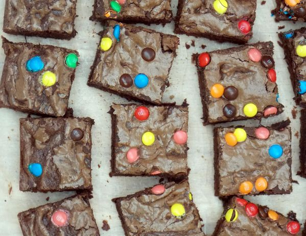 Mix and Melt Cocoa Brownies
