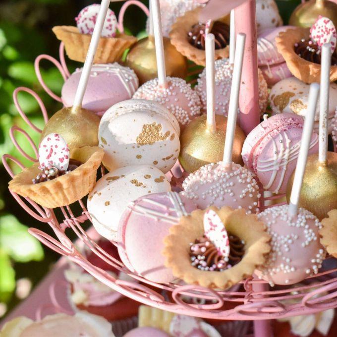 Pink Lush Sweets