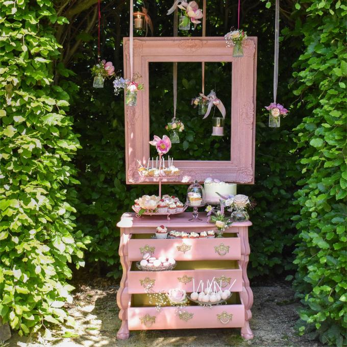 Sweet Pink Cabinet