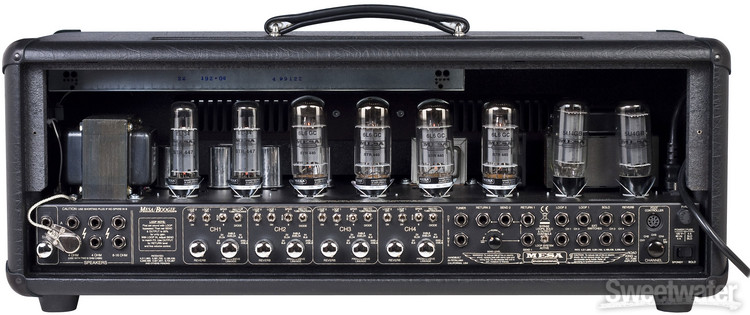 Mesa Boogie Road King Ii 120 Watt Head