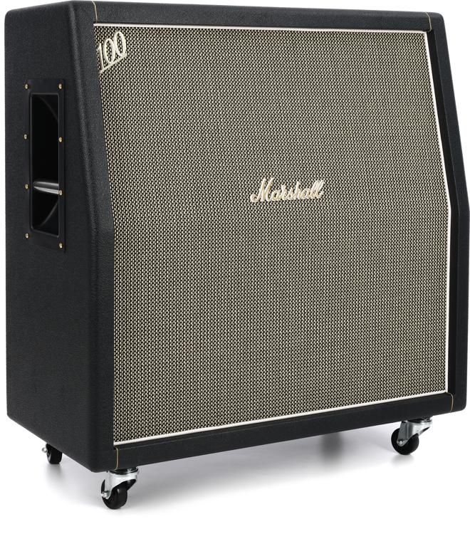 Marshall 1960AHW  120W 4x12 Handwired Angled Cabinet