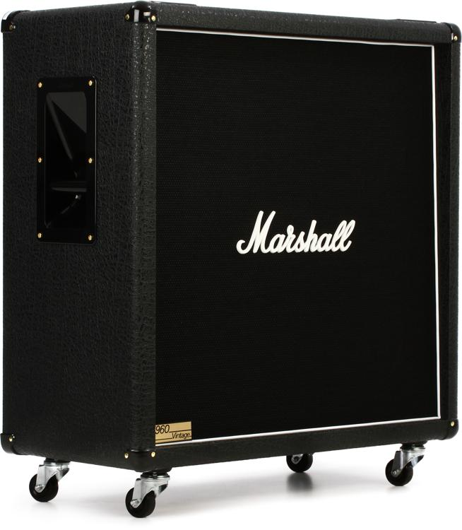 Marshall 1960BV  280W 4x12 Straight Cabinet  Sweetwatercom