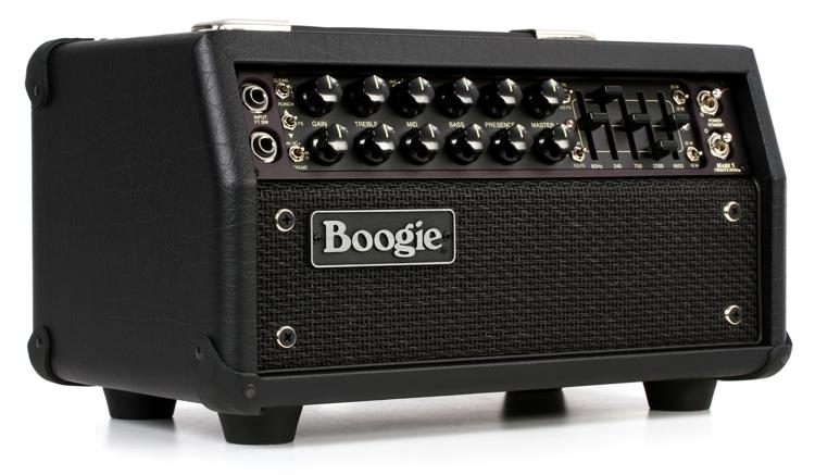 MesaBoogie Mark Five 25  1025W Tube Head Black w Black Face  Sweetwatercom