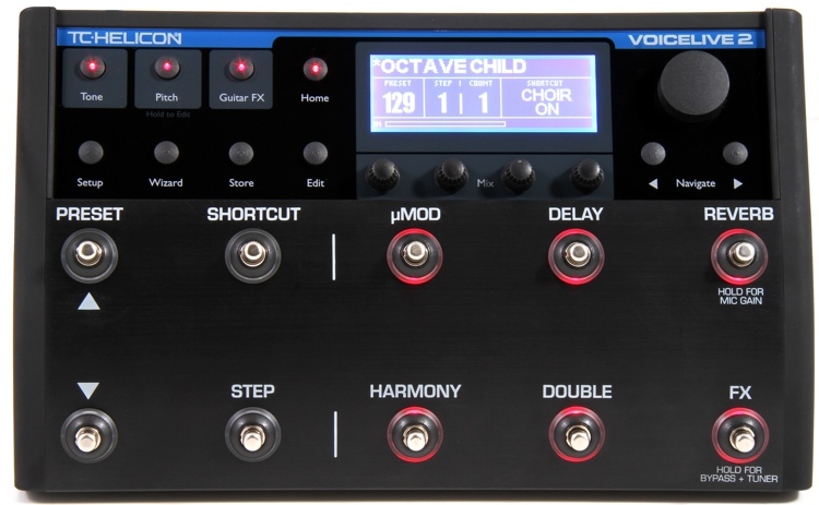 TCHelicon VoiceLive 2  Sweetwatercom