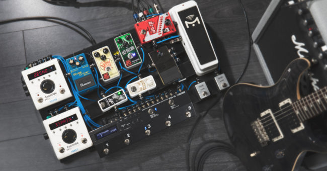guitar pedalboard wiring diagram for ring main cable management pedalboards sweetwater building a is fairly easy you take an armful of your favorite stompboxes and put them on board wire up usually it s enough to get
