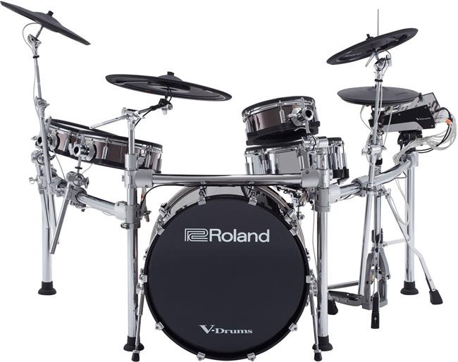 7 Best Electronic Drum Kits 2019 Roland V-Drums TD-50KVX