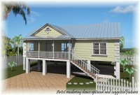 Beach House Plans On Stilts