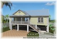 Beach House Plans On Stilts - Escortsea