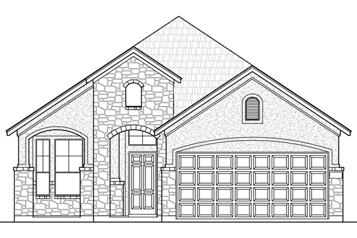 Chesmar offers custom basement homes for Sweetwater Austin