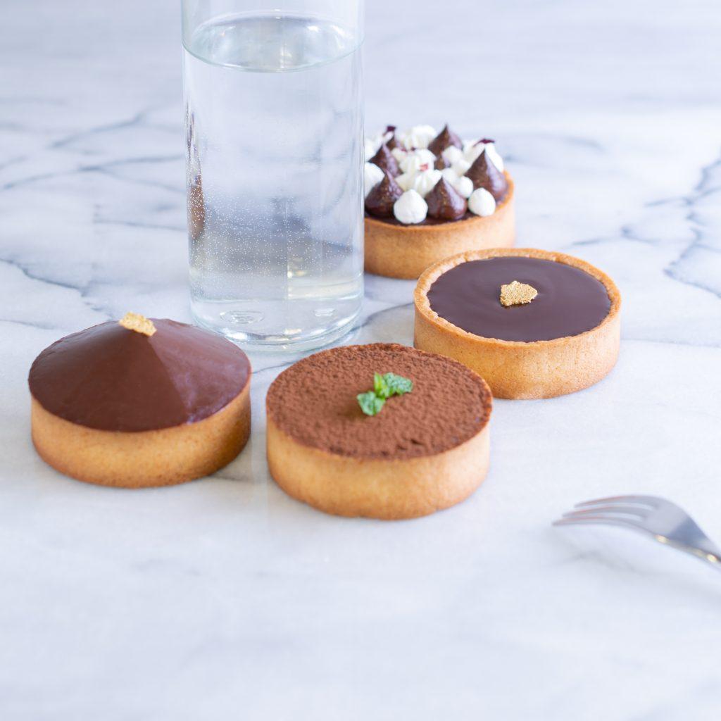 菜單 蘭姆生巧克力塔   甜心一點DIY烘焙坊