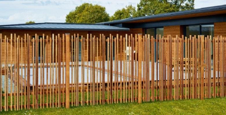 Comment choisir sa barrire de jardin en bois   Sweety Home