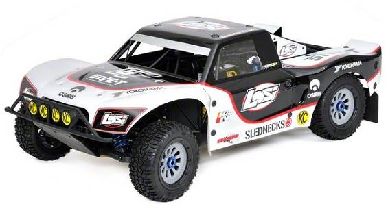 Losi 5ive-T Review