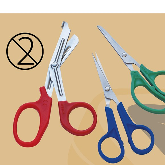 Disposable Surgical Scissors