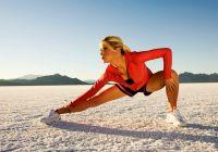Упражнения против целлюлита внутренней поверхности ног