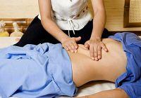 Абдоминальный массаж