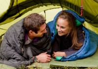 Как не мерзнуть при ночевке в палатке