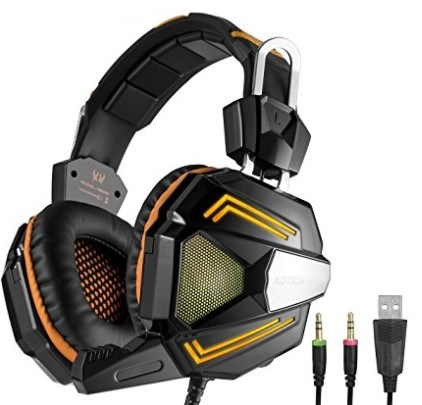 KOTION EACH G5000 Grandi Cuffie Gaming a un Piccolo Prezzo