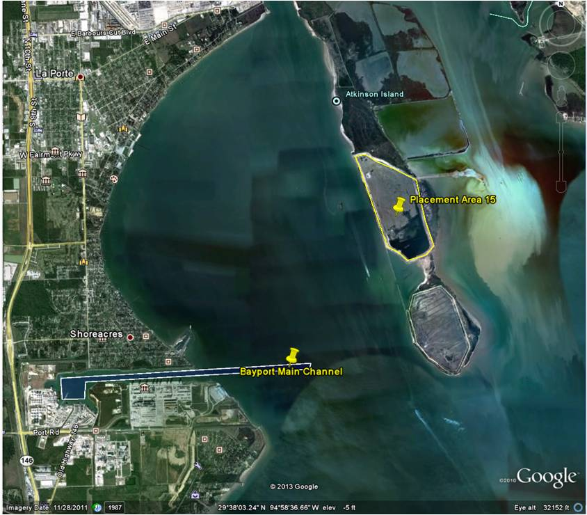 Galveston District > Missions > Navigation > Bayport