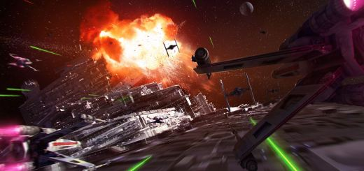 X-Wing's the Death Star DLC's new mode, Battle Station.