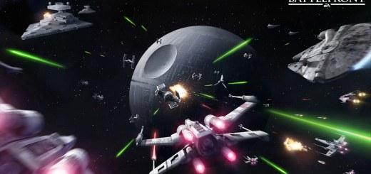 Key art for Death Star.