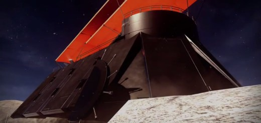 The sail barge in the community-made Halo 5 map.