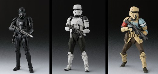 Rogue One toys could be skins in Battlefront.