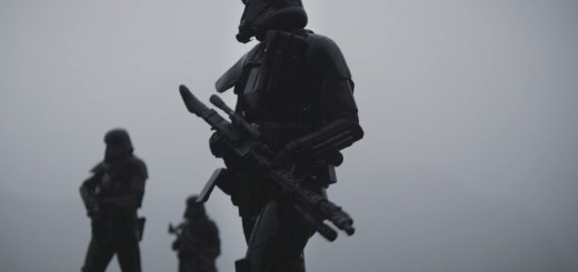 Death Trooper in the latest Rogue One trailer.