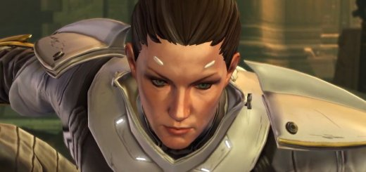 """Image from the """"Rule the Galaxy"""" teaser for SWTOR."""