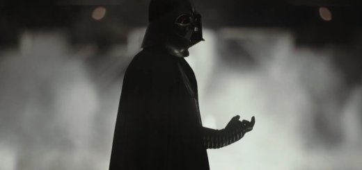 Darth Vader in Rogue One.