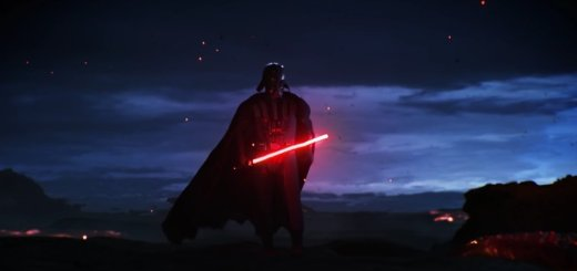Image from Darth Vader VR Story Experience Teaser.