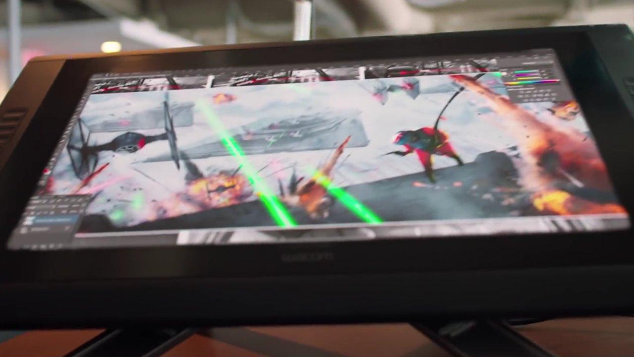 Battlefront 2 concept art.