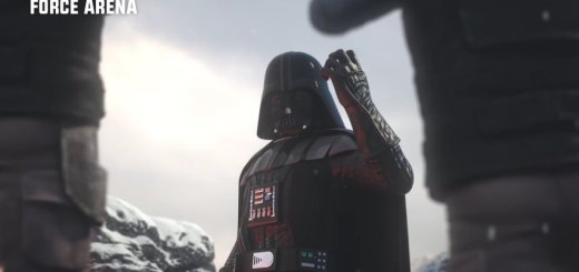 Darth Vader in the Force Arena trailer.