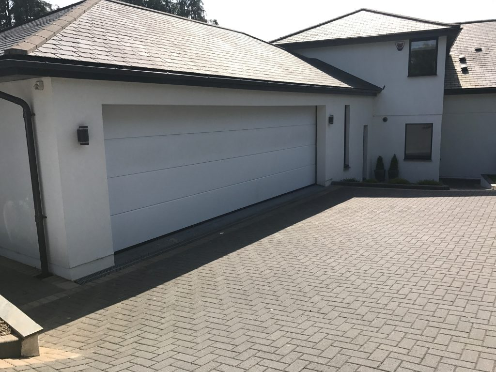 Hormann Sectional Garage Doors  South West Garage Doors