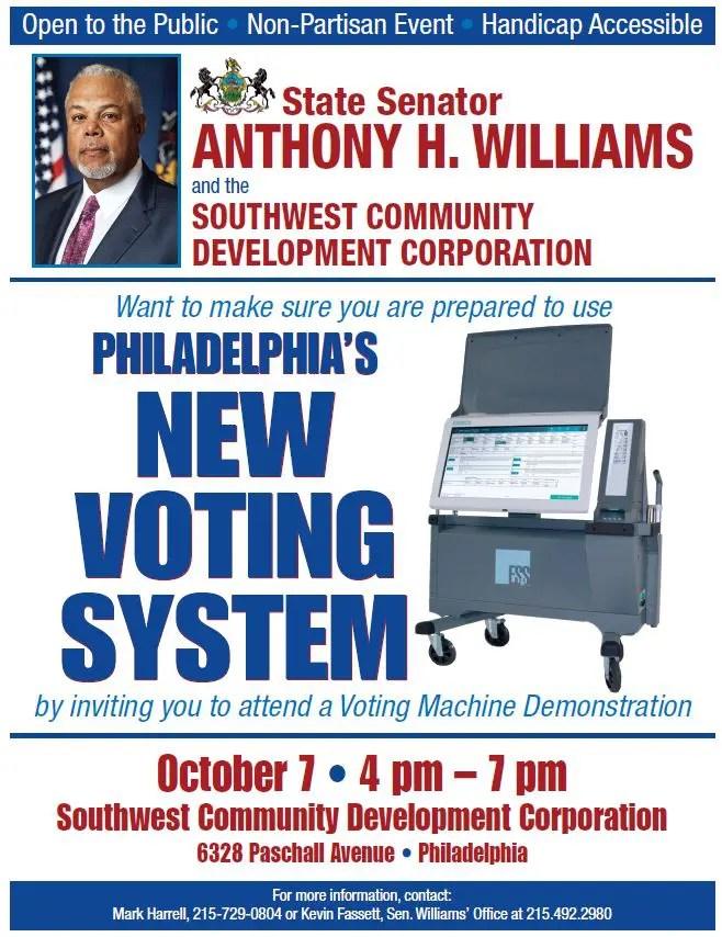 10-7-2019 new voting machines
