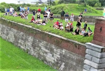 The popular outdoor areas of Fort Mifflin are open on weekends again (with safe distancing). The historic spot is located off the Island Avenue extension (Enterprise Ave.), past the airport – open weekends from 10:00 a.m. to 4:00 p.m.