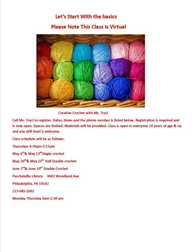 libary knitting