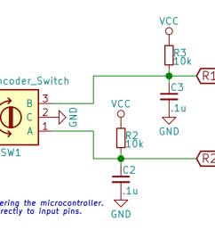 avr rotary encoder circuit diagram wiring diagrams second 1 rotary encoder 3 pins 6 [ 1777 x 640 Pixel ]