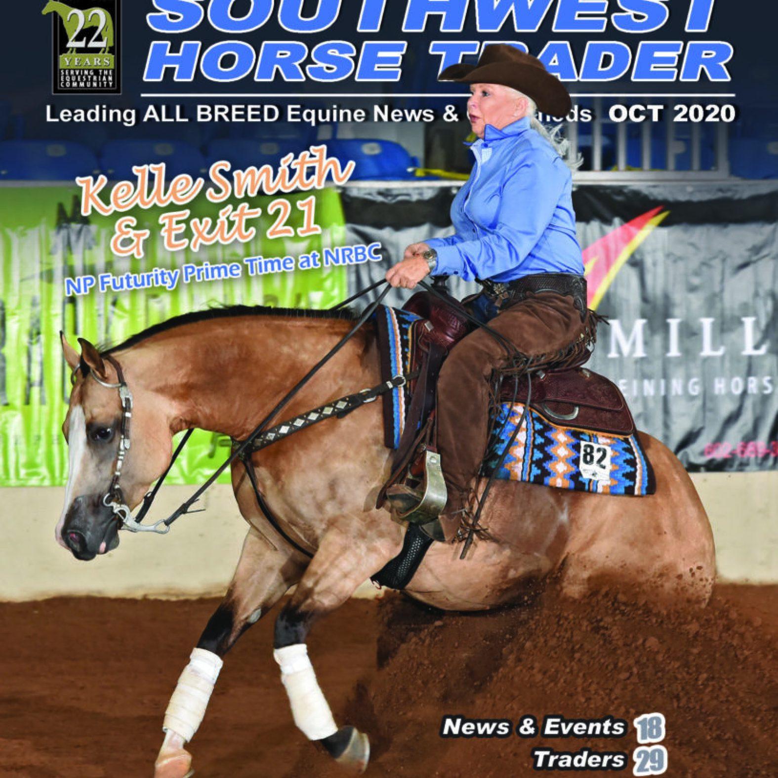 SouthWest Horse Trader October 2020 Issue