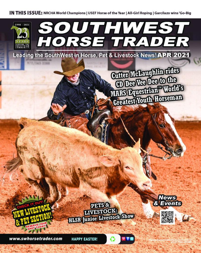 SouthWest Horse Trader April 2021 Issue