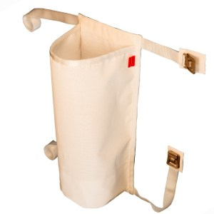 Storage bag for halyards